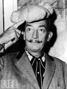 dali bread hat 2